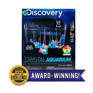 Other - New! Discovery Crystal Growing Aquarium